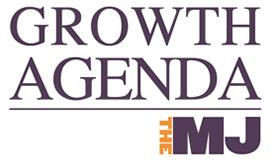 The MJ Growth Agenda logo