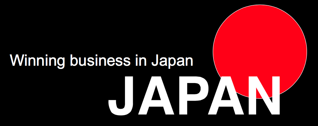 Winning business in Japan